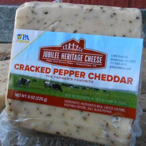 Cracked Pepper Cheddar